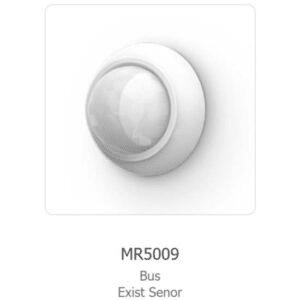 Bus exist senor