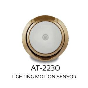 Lighting motion sensor
