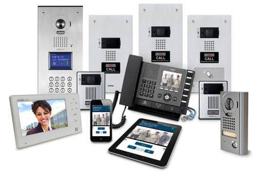 audio-video-intercom-system