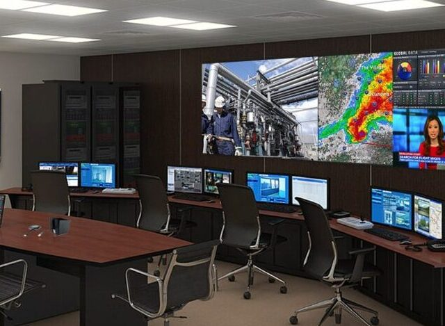 CONTROL ROOM SOLUTIONS